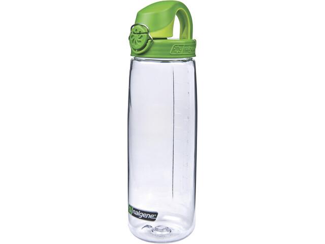 Nalgene Everyday OTF Trinkflasche 700ml transparent/grün